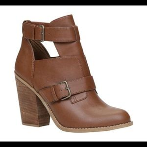 Call it spring Collipace booties